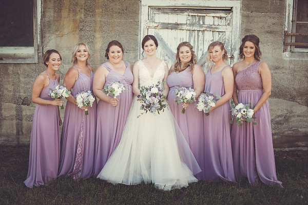 5 Bridal Party