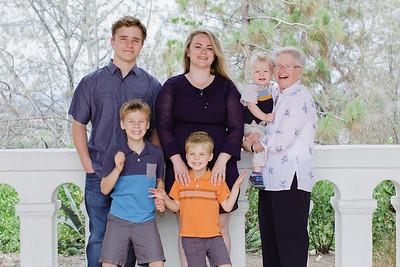 Mahedy Family