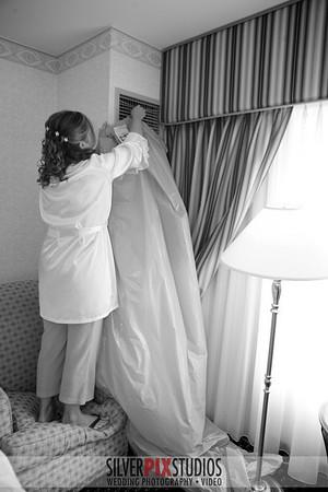 Pre Ceremony Bride