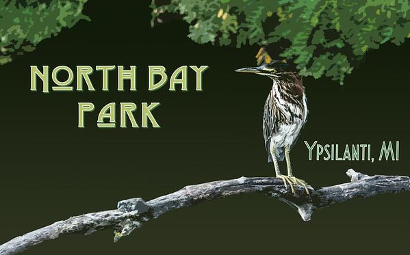 North Bay Park Poster