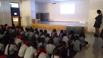 Movie screening at CHIREC