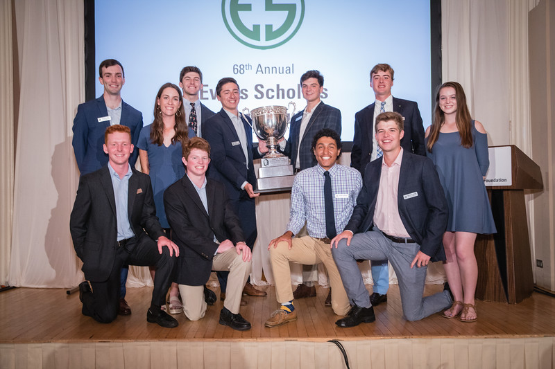 2019 Evan Scholars