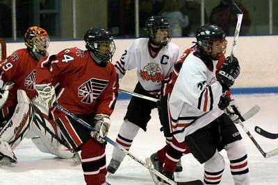 Moon Hockey, JV, 2010/02/02, Vs. Peters Township