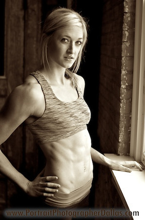 Katy Dallas Fitness Portraits