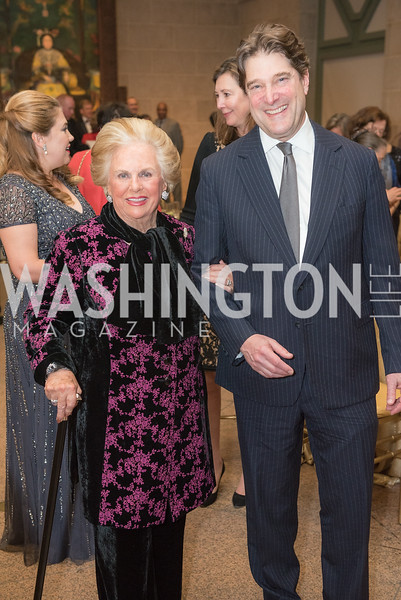 Jacqueline Mars, Figel, Freer Sackler, Gallery of Art, Empresses of China, March 27, 2019. Photo by Ben Droz.