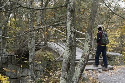 Minnewaska State Park Preserve--Gertrude's Nose Hike--October 2015