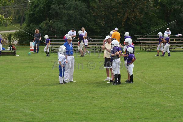 5-6th football v vikings 9.19.09