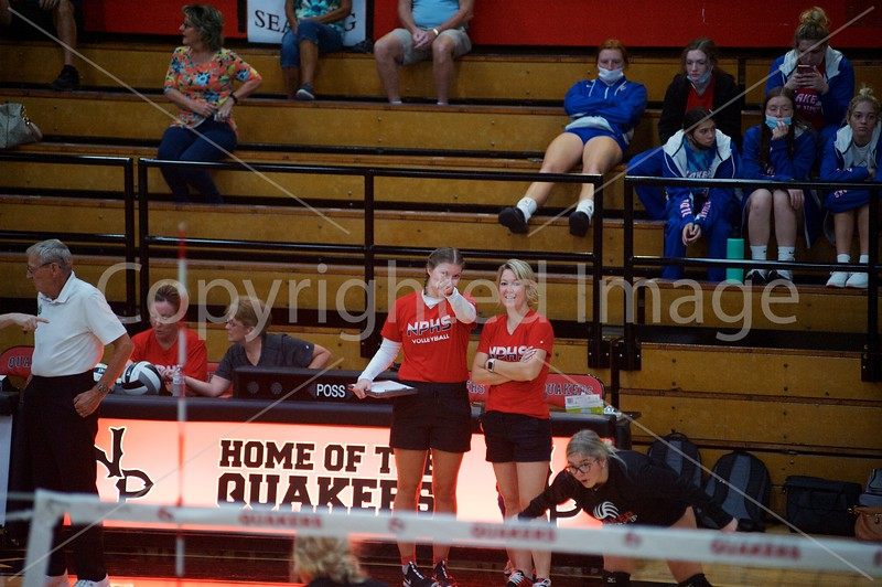 New Phili Quaker Volleyball 090421