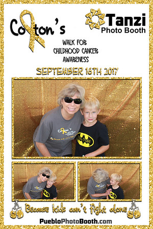 Team Colton Walk 2017