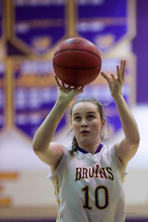 Girls JV Basketball v Yorktown 12/12/17