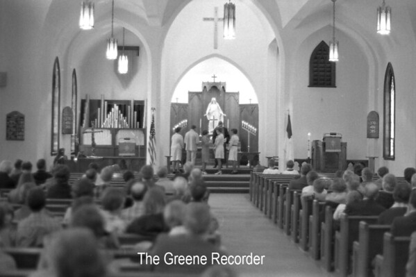 1976 Church Events