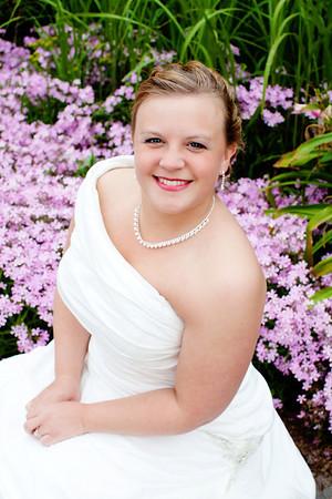 Amy's Bridal Portraits