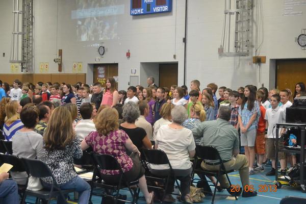 5th Grade Graduation 2013