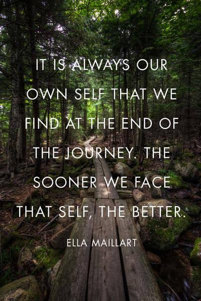 It's Always Our Own Self.jpg