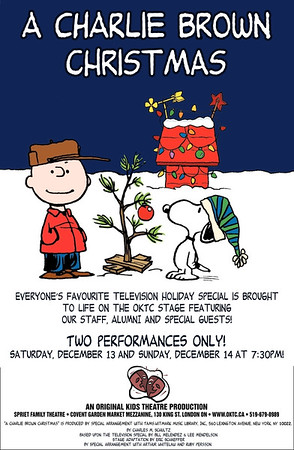 Fall 2014 - A Charlie Brown Christmas