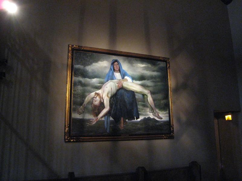 Montserrat - Benedictine Monastery - Inside Basilica