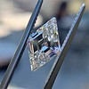 2.39ct Kite Shape Diamond GIA K VVS2 10