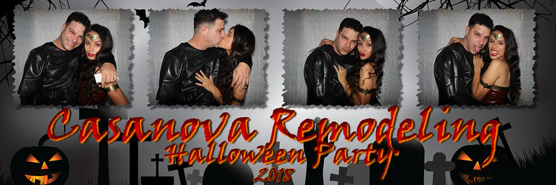 Casanova Remodeling Halloween Party 2018