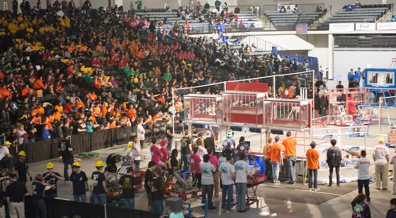FIRST -- FRC Final 2013 WINNERS ACTION