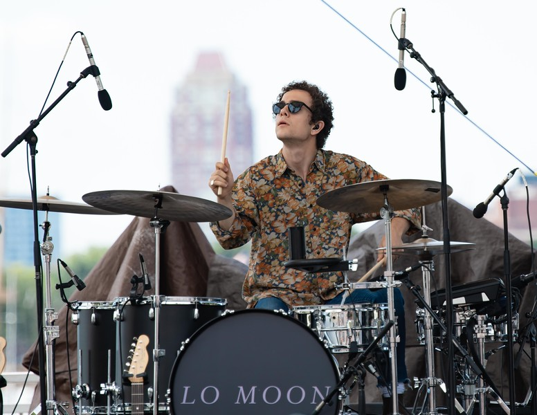 Lo Moon at the XPoNential Festival