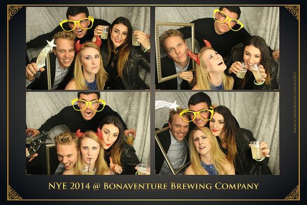 Bonaventure Brewing Company NYE 2014