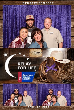 Relay for life Conejo Valley Benefit Concert