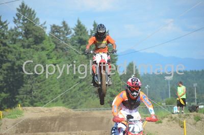 Moto Cross Practice - May 27th, 2015