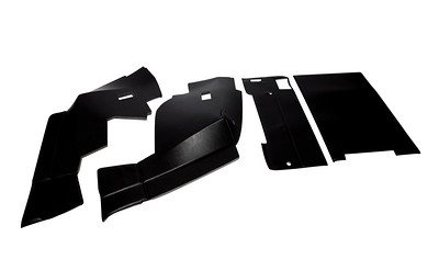 MASSEY FERGUSON 575 590 595 SERIES CAB PADDING SINGLE DOOR KIT