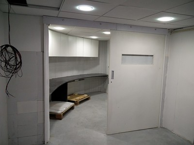 Columbia Asia Hospital - Receiving Room
