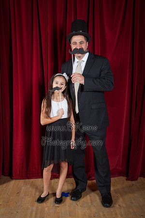 2017 Father Daughter Studio Photos