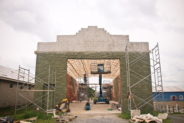 Rebuilding Project