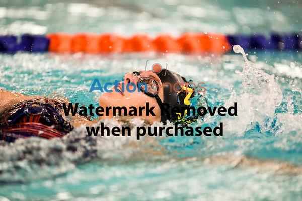 14 Girls 50 Backstroke