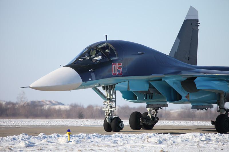Su-34 Grey