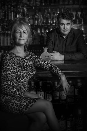 Wilson Mc Gladdery Gin Bar