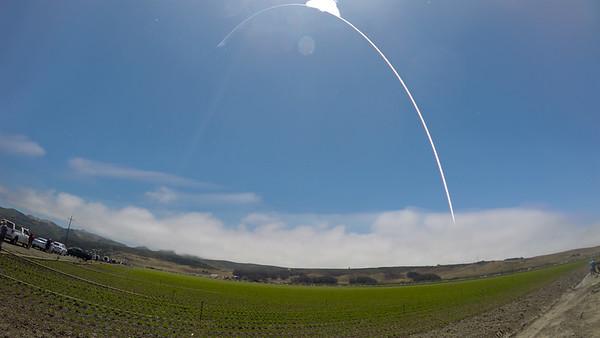 Falcon 9 - SLC4E - Iridium Next 11-20 - 6/25/17