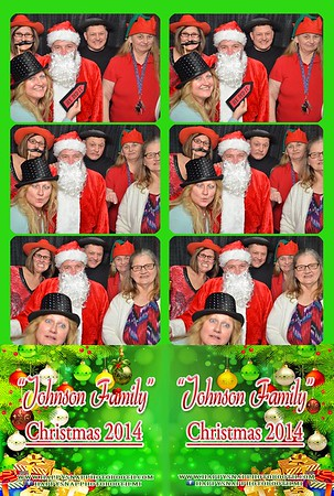 Johnson Family Christmas 2014