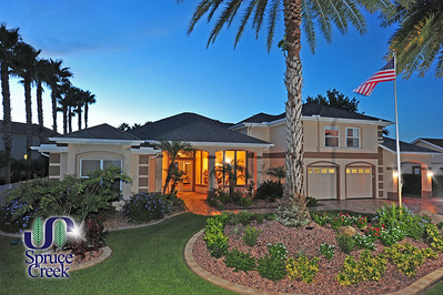 2895 Borman Court - Hangar Home in Spruce Creek Fly-In, FL