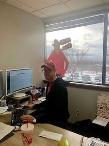 2018-12-21 Mary on JD's Window