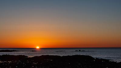 Spring Coastal Morning