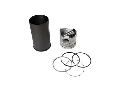 HITACHI ZAXIS ZX 220 250 LC - 3 SERIES 4 CYLINDER ENGINE PISTON LINER KIT WITH RINGS