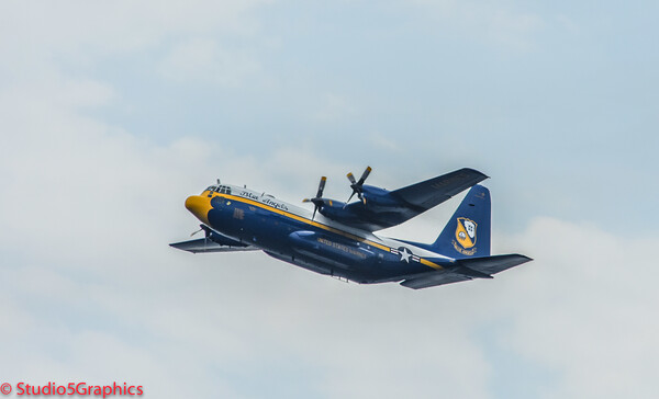 Blue Angels Seafair Sunday 2015 with Fat Albert