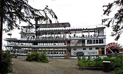 RIVERBOAT DISCOVERY - FAIRBANKS