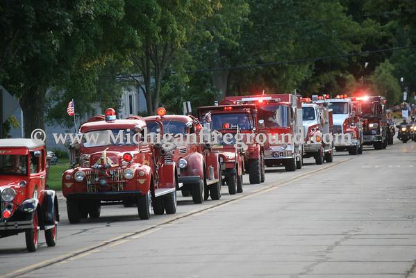 9/6/14 - Leslie Fall Festival Parade