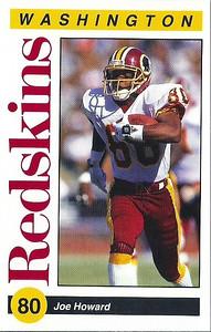 1991 Redskins Police