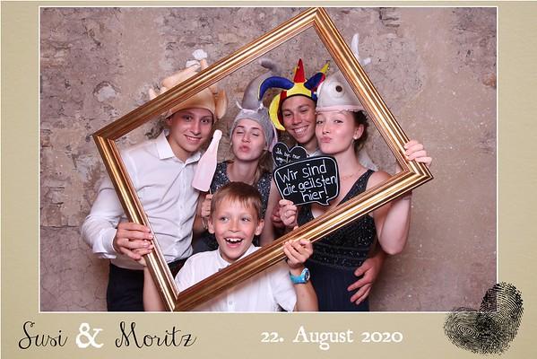 Susi & Moritz 22.08.2020