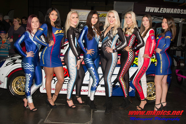 Motorsport With Attidude - The Grid Girls