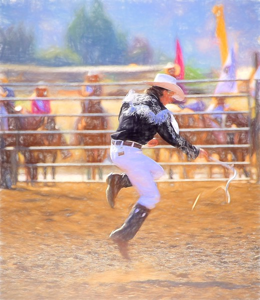 Rider Kiesner_2015 Lakeside Rodeo_SUnday_Whip Jump 1_Colored Pencils.KC.jpg