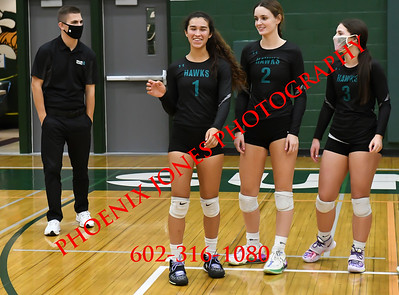 11-2-2020 - Sunnyslope v Highland - Volleyball