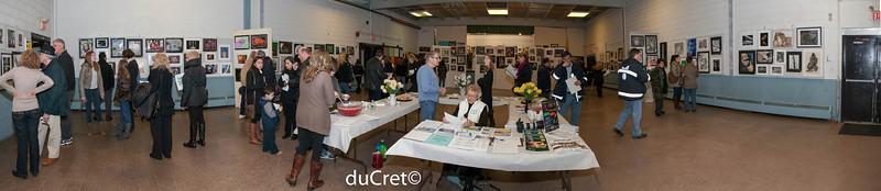 duCret 2013 HS Art Show