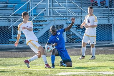 DHS Boys Soccer 08-23-2018